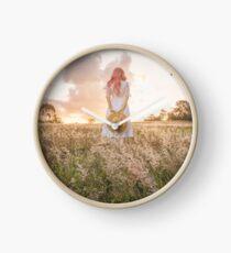 Field of Dreams Clock