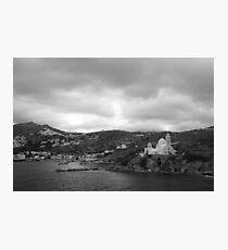 Greek island Photographic Print