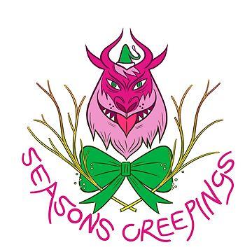 Seasons Creepings by Ninjatoes