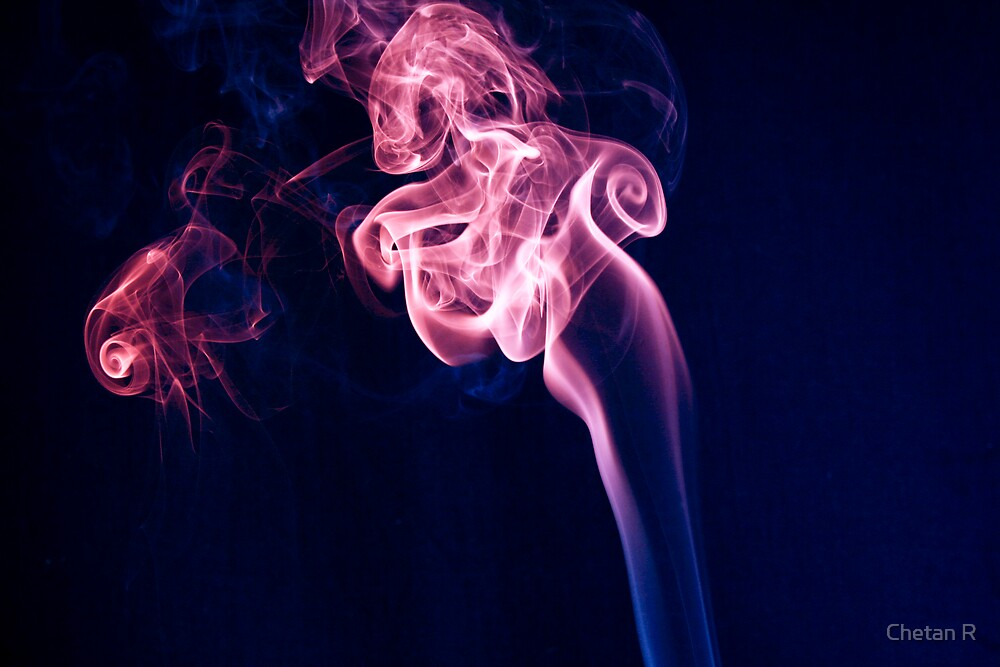 Smokeart1 by Chetan R