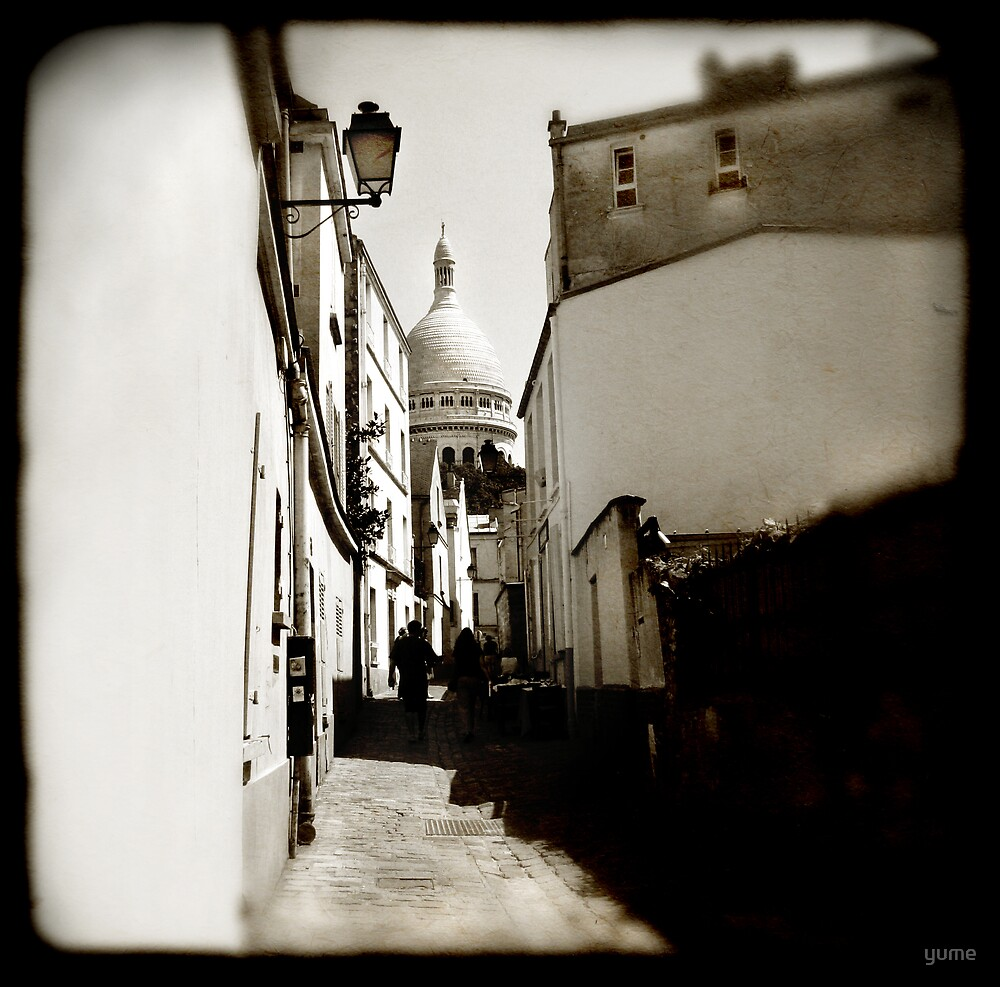 Montmartre by yume