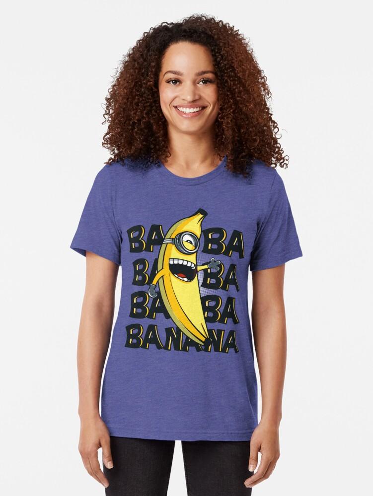 Alternative Ansicht von ba ba Bananen Vintage T-Shirt