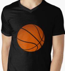 Basketball Men's V-Neck T-Shirt