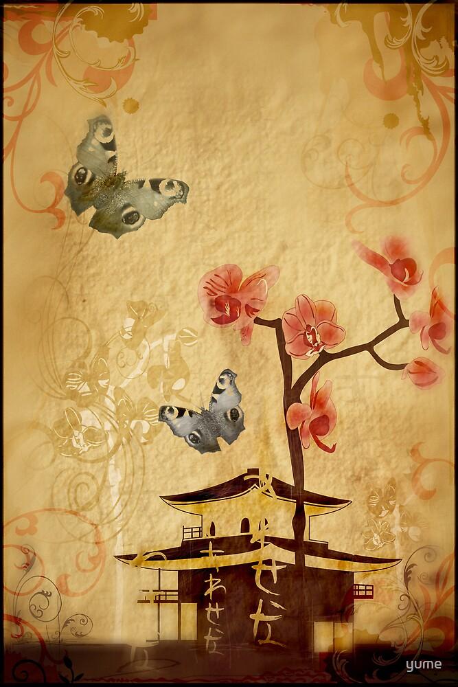 Japan by yume