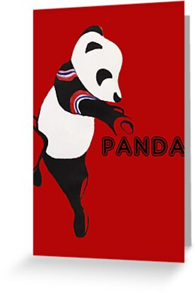 Panda Boy by Veronica-lam