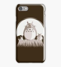Save our trees iPhone Case/Skin