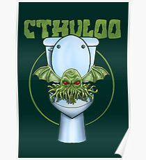 Cthuloo Poster