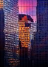 New York Sunset. by Alex Preiss