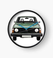 Volvo 244 Clock