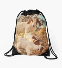 Kids' Day Out Drawstring Bag