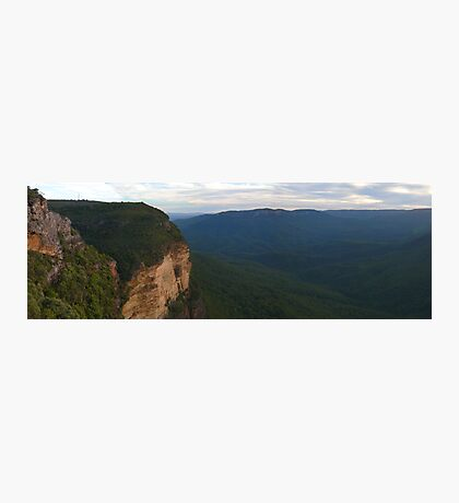 Kings Table land Lookout Photographic Print