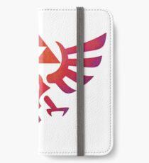 Zelda Hyruler Triforce iPhone Wallet/Case/Skin