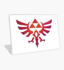 Zelda Hyruler Triforce Laptop Skin