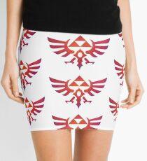 Zelda Hyruler Triforce Mini Skirt