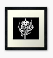 Motorhead Framed Print