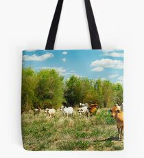 On the Moove Tote Bag