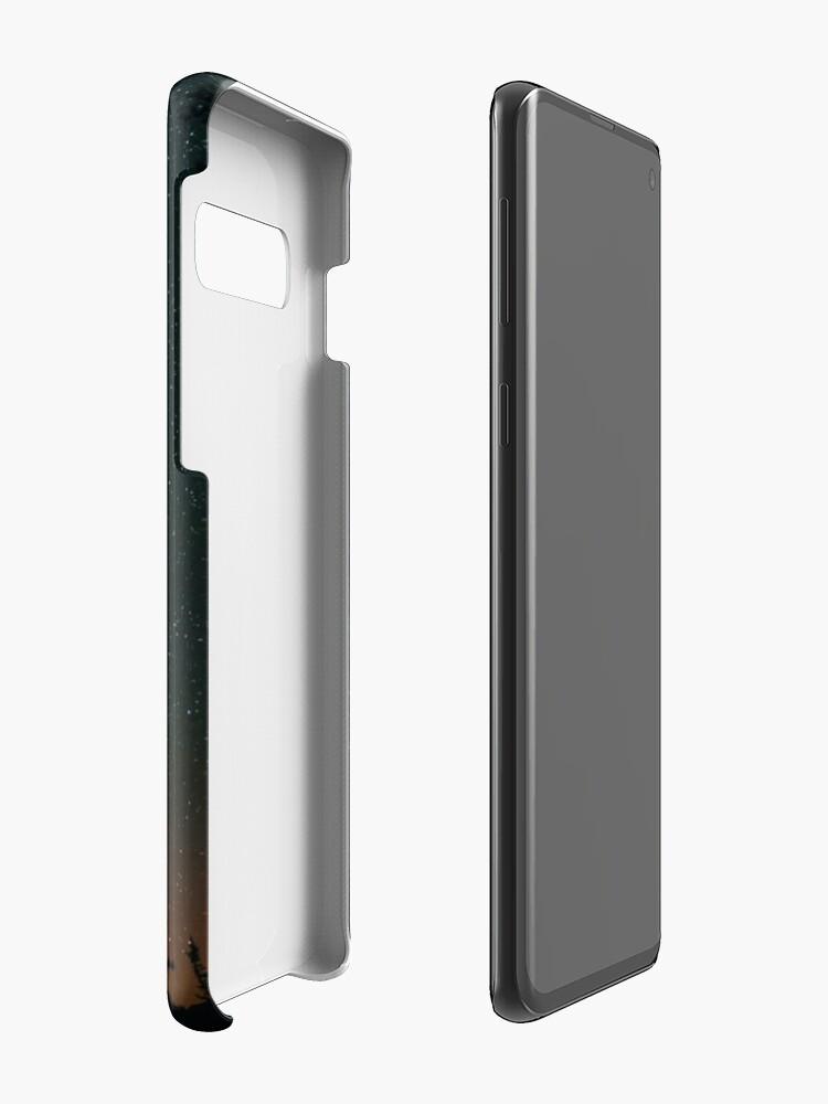 Alternative Ansicht von EDEN Wald Hülle & Klebefolie für Samsung Galaxy