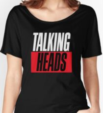 talking heads Women's Relaxed Fit T-Shirt