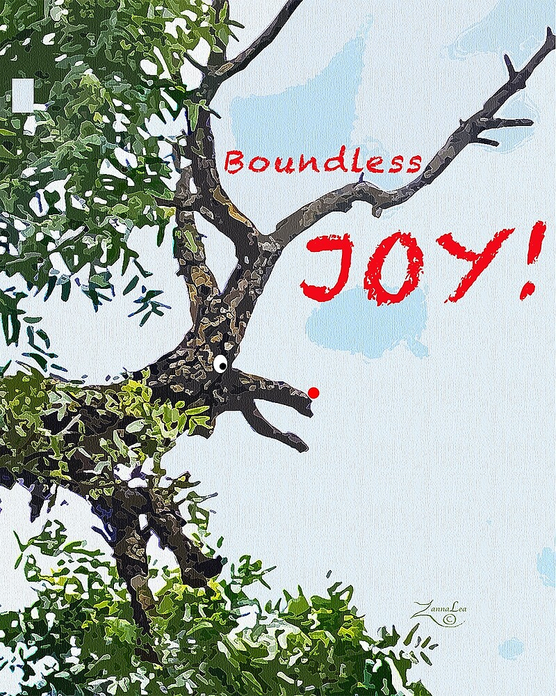 BOUNDLESS JOY by ZannaLea