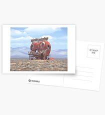 Terminal Condition Postcards