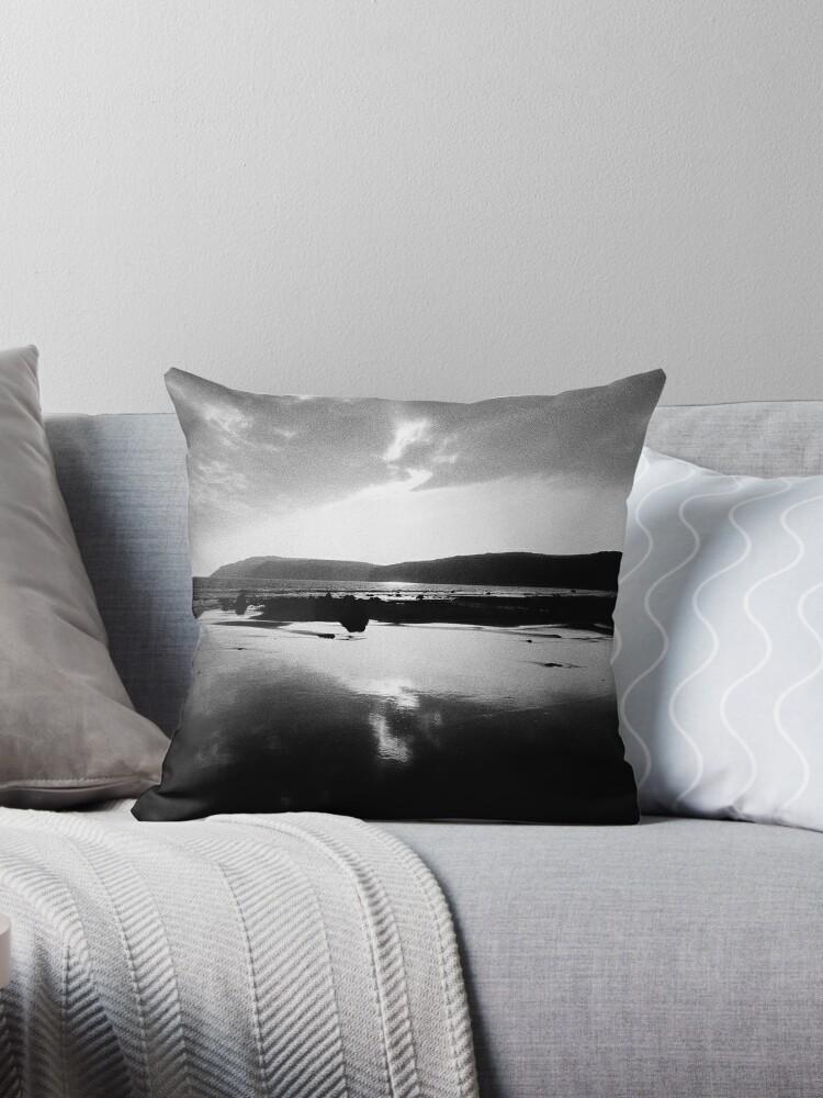 ABERDARON BEACH by Ingrid Rasmussen
