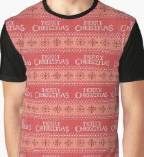 Stranger things Christmas Graphic T-Shirt