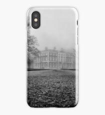 Misty Lytham Hall iPhone Case/Skin