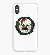 Festive Hoth Wampa iPhone Case/Skin