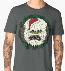 Festive Hoth Wampa Men's Premium T-Shirt