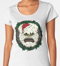 Festive Hoth Wampa Women's Premium T-Shirt
