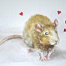 Rat Love by LauraMSS