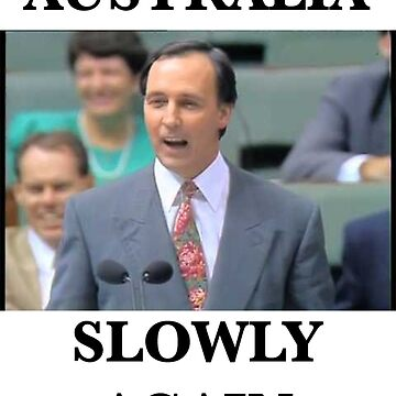 DO AUSTRALIA SLOWLY AGAIN by LordKeegan