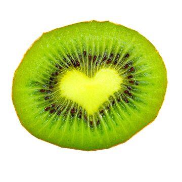 Heart of Kiwi by ghjura