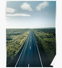 Road ahead Poster