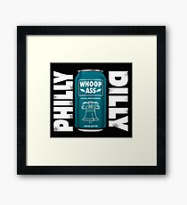 Dilly Framed Print