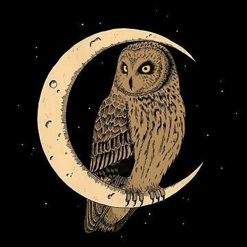 Lunar Guardian by srclark