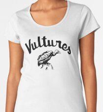 Geier (schwarz) Frauen Premium T-Shirts