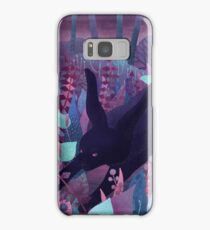 Follow The Black Rabbit Samsung Galaxy Case/Skin