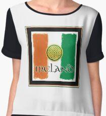 Ireland Chiffon Top