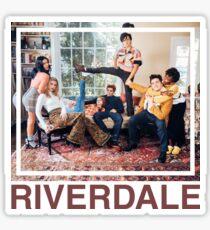 Riverdale Cast | Riverdale UK Merch | Betty, Jughead, Cheryl, Archie, Veronica, Josie, Kevin Sticker