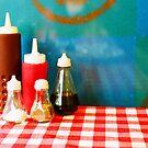 TABLE TOP by Ingrid Rasmussen
