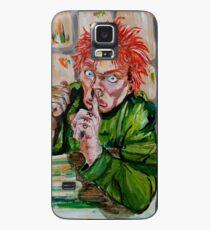 Drop Dead Fred - Eine Hommage an Rik Mayall Hülle & Klebefolie für Samsung Galaxy