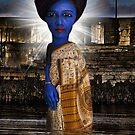 The Blue Maiden by GolemAura