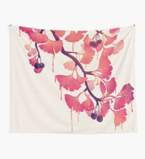 O Ginkgo Wall Tapestry