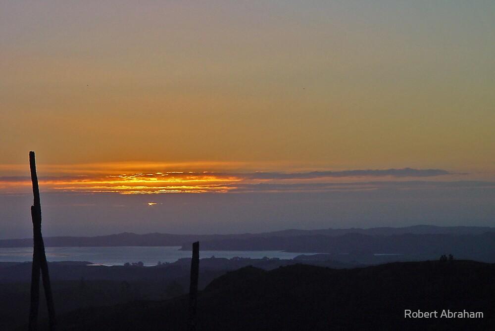 Sunset by Robert Abraham