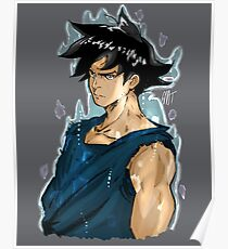 Póster Ultra Instinct Goku
