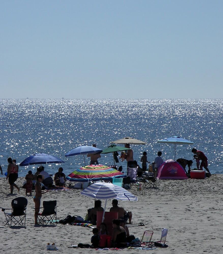 Seaside Summer by Marilyn Jones