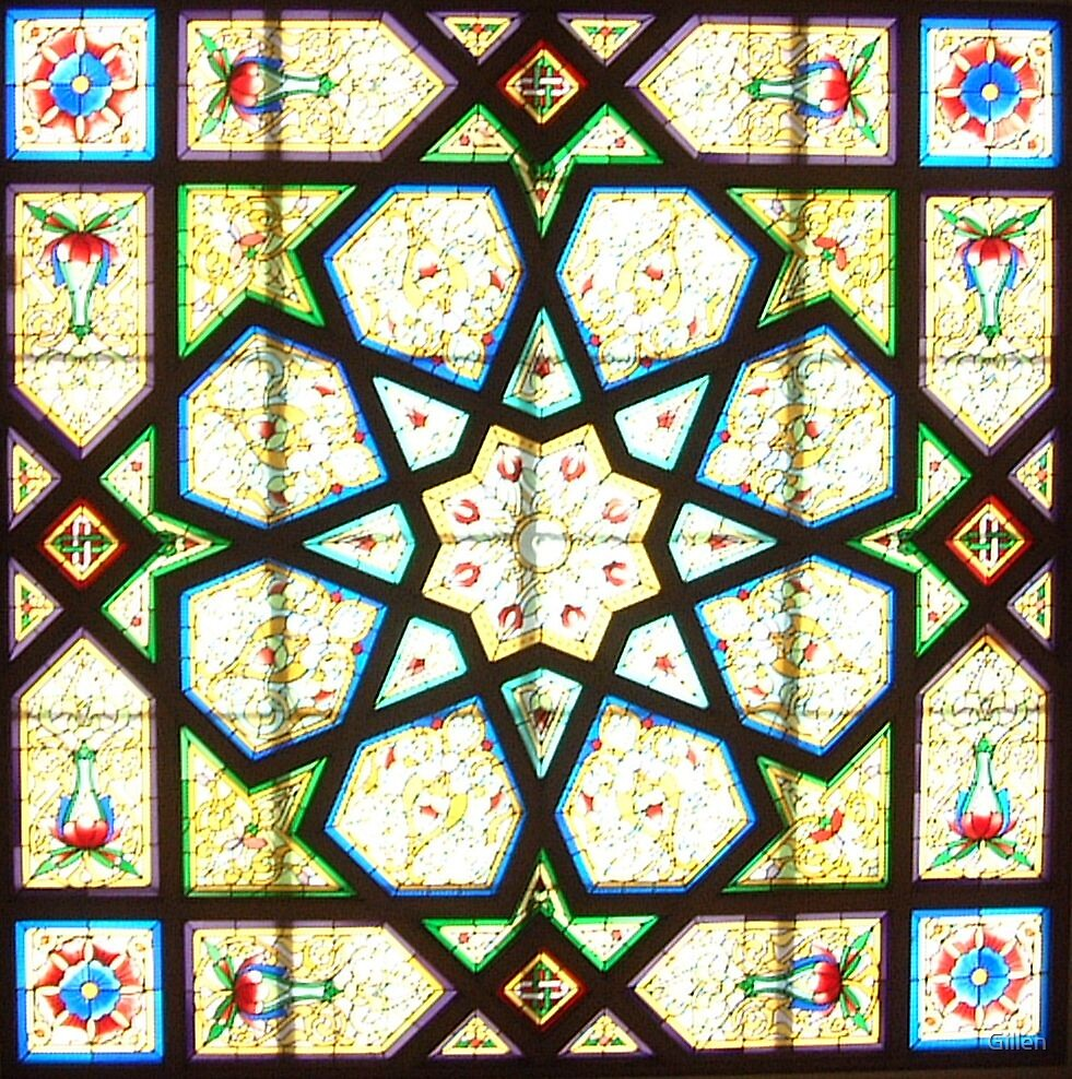 Stained Glass by Gillen