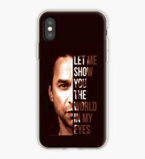 Dave Gahan iPhone Case