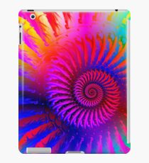 Psychedelic Fractal Art iPad Case/Skin